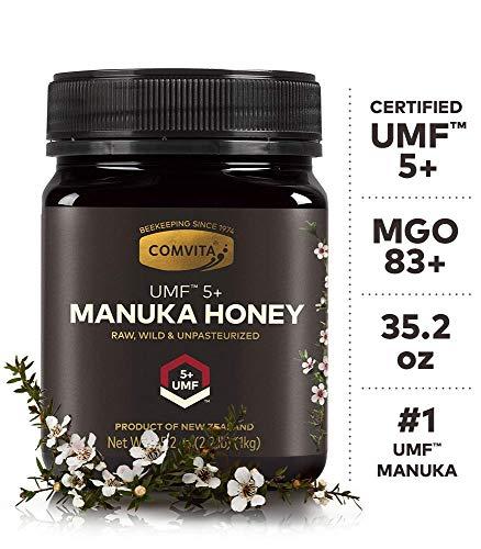 Comvita Manuka Honig UMF 5+ MGO 83 1kg - Health Nz Manukahonig