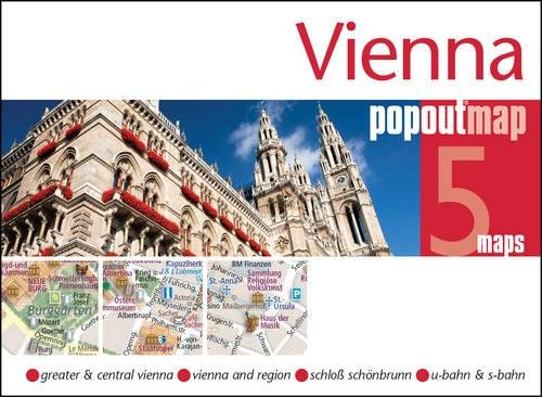 Price comparison product image Vienna Popout Map (Popout Maps)