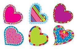 Creative Teaching Press Valentine Hearts Stickers (4118)