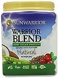 Sunwarrior Proteina Vegetale Naturale Warrior Blend - 500 g