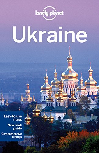 Ukraine 4 (Country Regional Guides)