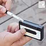 Gadget and Gifts Kassetten Bandmaß
