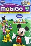 Hasbro - VTech Mobigo Cartuccia Mickey Mouse Club House