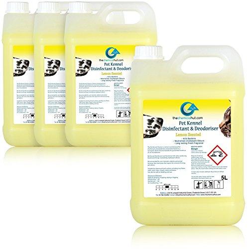 20l-wild-lemon-fragrance-pet-kennel-cleaner-disinfectant-deodouriser-concentrate-20-litres-makes-150