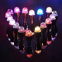 Bazaar Bunte Radradreifenklappe hat geführt Lichter haben Radlicht gesprochen