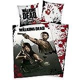 """Ropa de Cama reversible The Walking Dead """"Rick & Daryl - Survivors/Sobrevivientes"""