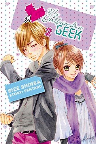 My Girlfriend's A Geek, Vol. 2- Manga