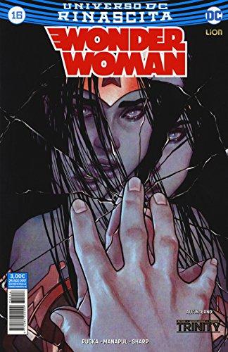 Rinascita. Wonder Woman: 16