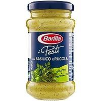Barilla - Pesto, con Basilico e Rucola, senza glutine