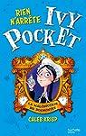 Rien n'arrête Ivy Pocket - Tome 1 - La Malédiction du Diamontre par Krisp