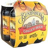 Bundaberg - Ginger Beer - Multipack of 4 - 375ml