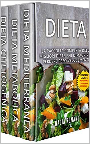 esempio di dieta cheto mediterranea