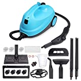 MLMLANT Steam Cleaner System 2000ML Big Capacity,2000W,20 Accessories Multi-Function Steam Mops Cleaning