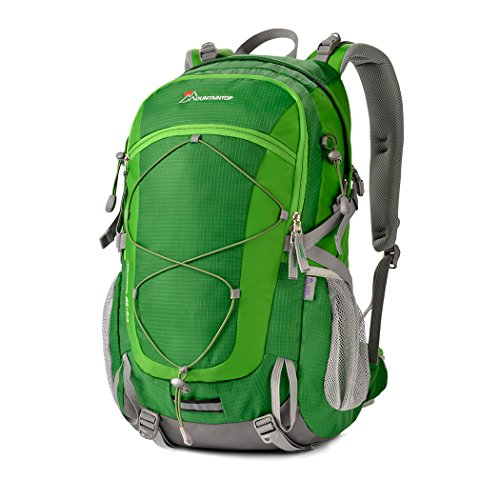 MOUNTAINTOP 40 Litri Zaino Trekking Outdoor Impermeabile per Campeggio Alpinismo Arrampicata
