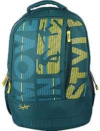 Skybags Bingo 02 48 cms Teal Casual Backpack (Bingo 02)