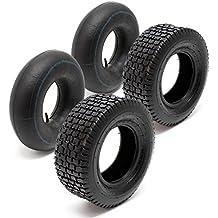 1 Schlauch f Reifen 3.00 3.50-4 gebogenes Ventil