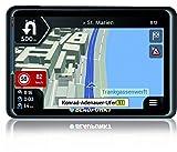 Blaupunkt TravelPilot 65 ACTIVE CONNECT EU LMU - Navigationssystem mit Aktiv-Halter, kapazitives Echtglas Touch-Farbdisplay 15,5 cm (6.2 Zoll), Gesamteuropa, lebenslange Karten-Updates*, TMC, Online Verkehrsmeldungen und Bluetooth-Freisprechneinrichtung