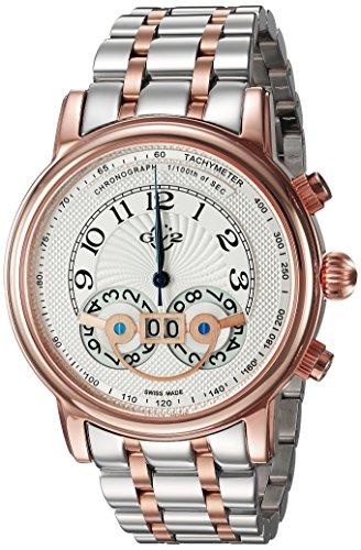 Gevril Reloj de cuarzo Man Montreux 44 mm
