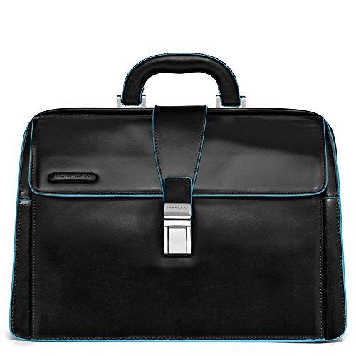 Piquadro Schulranzen, schwarz (schwarz) - CA2007B2/N schwarz