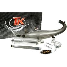 Turbo Kit Carreras 50Tubo de escape para Yamaha DT 50, TZR 50