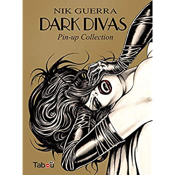 Dark Divas Pin-up Collection : Avec 12 ex-libris