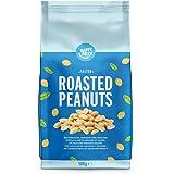 Amazon-merk: Happy Belly pinda's, geroosterd en gezouten 2 x 500 g