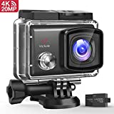 Victure Action Cam 4K 20MP WiFi