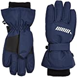 NAME IT Jungen Handschuhe Nitstorm Gloves Nmt B FO, Blau (Dress Blues), Gr. 9