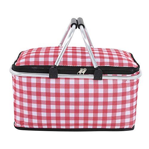 Reißverschluss-kasten (Sugoyi Taschen-Taschen-Organisator, Hitze-Bewahrungs-tragbarer Picknick-Nahrungsmittelspeicher-Reißverschluss-Kasten-Taschen-Bento-Beutel-Mittagessen-Taschen-Behälter)