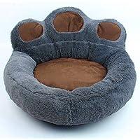 HarveyRudol85 Perrera cómoda Cama del Animal doméstico calienta de la casa de Perro de la Felpa
