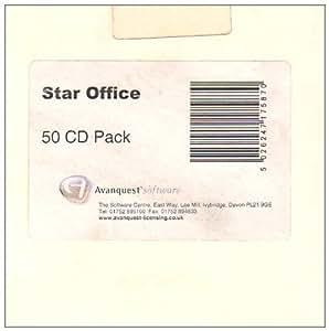 Star Office 8 x 50 CD-ROM System Builder Pack (PC)