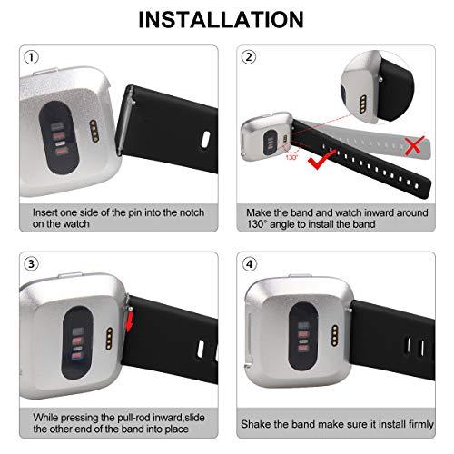 Zoom IMG-3 onedream compatibile con fitbit versa