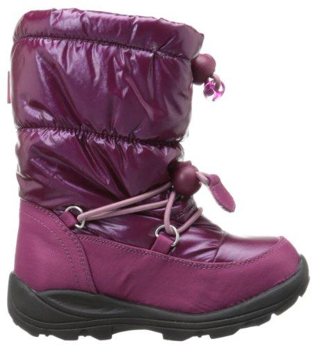 Kamik PRANCER Unisex-Kinder Warm gefütterte Schneestiefel Pink (BERRY / BER)