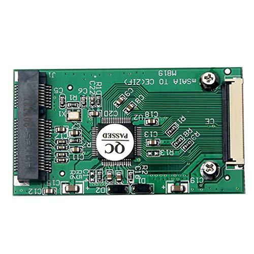 Homyl MSATA Mini PCI-E SATA SSD A ZIF CE 1.8