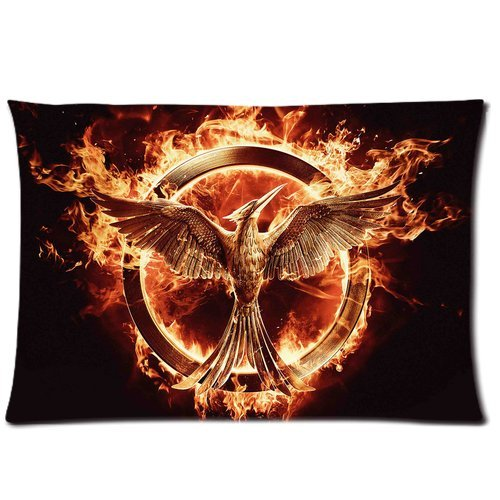 Trendsetter New The Hunger Games Custom Kissenbezug Kissenbezüge, Überwurf Kissen Fall Standard Größe 16x 24(Zwei Größen)