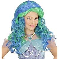 Perücke Meerjungfrau