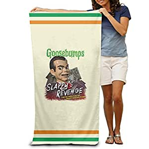 Adults Goosebumps Slappys Reveng Fiber Maximum Softness And Absorbency Beach/ Bath/Pool Towel