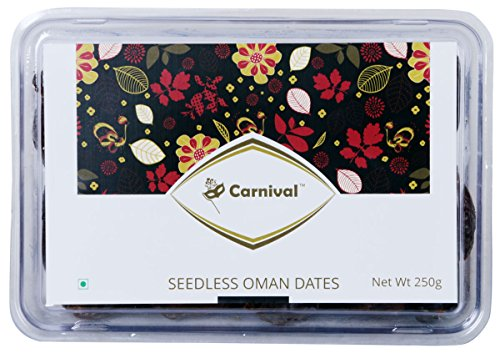 Carnival Seedless Oman Dates 250 grams