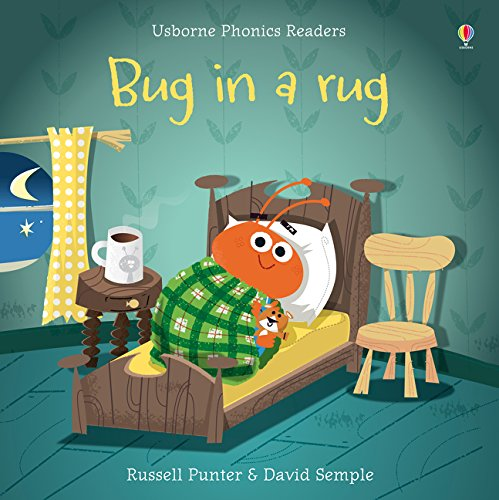 Bug in a Rug (Phonics Readers) par Russell Punter