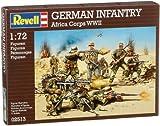 Revell - 02513 - Figurine - Infanterie Alleman de AF