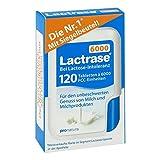 Lactrase 6.000 Fcc Tabletten im Klickspender 120 stk