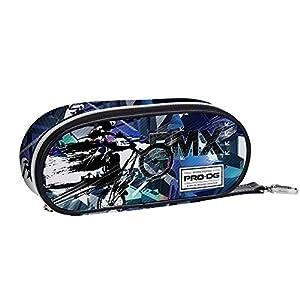 PRODG BMX Estuches, 21 cm, Azul