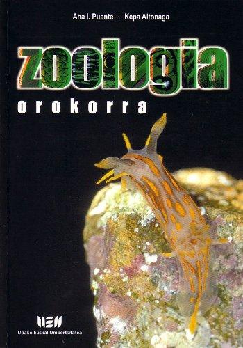Descargar Libro Zoologia Orokorra de Ana I. Puente