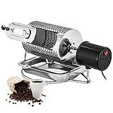Haushalt Edelstahl Coffee Roaster Home Kaffeebohnen Röstmaschine 220V Kaffee Röster Maschine max. 600g Coffee Beans Baking Roaster Machine