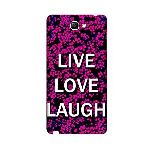 Live Case for Samsung Galaxy Note 2