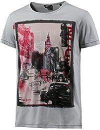 Tee Shirt Pepe Jeans Madox LT Grey