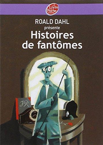 Histoires de fantômes par Roald Dahl