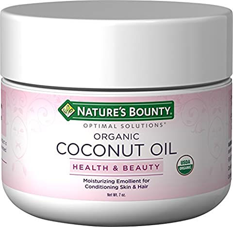 Natures Bounty Optimal Solutions Coconut Oil, 7