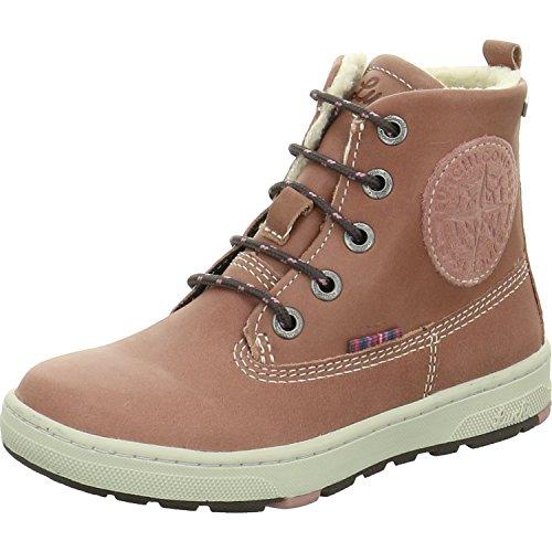 Lurchi Mädchen Doug-TEX Chukka Boots, Rot (Dk Oldrose 43), 39 EU Gore-tex-chukka