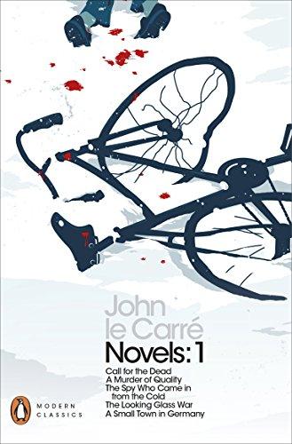 John le Carré, Novels (Box Set): Volume 1 (Penguin Modern Classics)